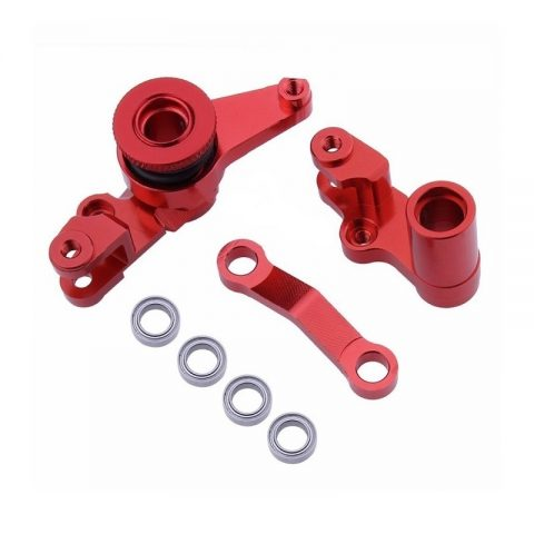 Anodized aluminum parts-2