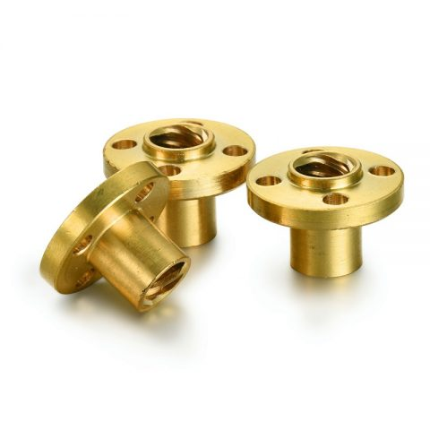 CNC brass parts-2